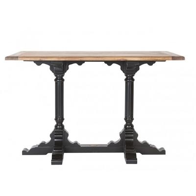 Table Bistrot Rectangle L 120 x P 70 cm H 76 cm