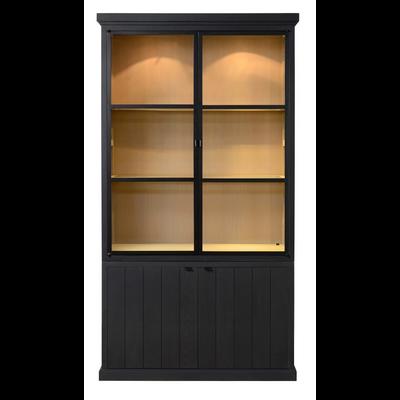 Bibliothèque LANCASTER Noir