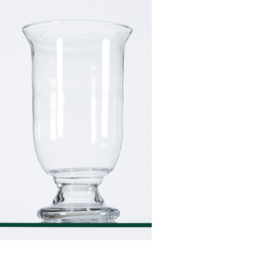Photophore ou Vase FIESTA Soufflé Bouche H 35 cm