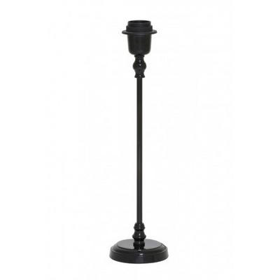 Lampe Vernis Noir RAMSES Shiny H40 cm  Noir