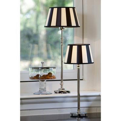 Lampe Nickel Chromé GUNDAM H 50 cm