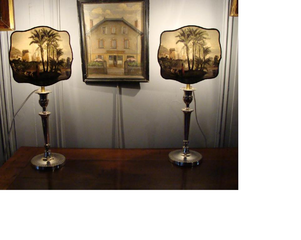 abat jour exotique ecran baroque villa demeure paris. Black Bedroom Furniture Sets. Home Design Ideas