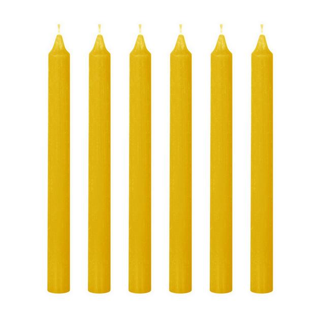 bougie_flambeau_jaune