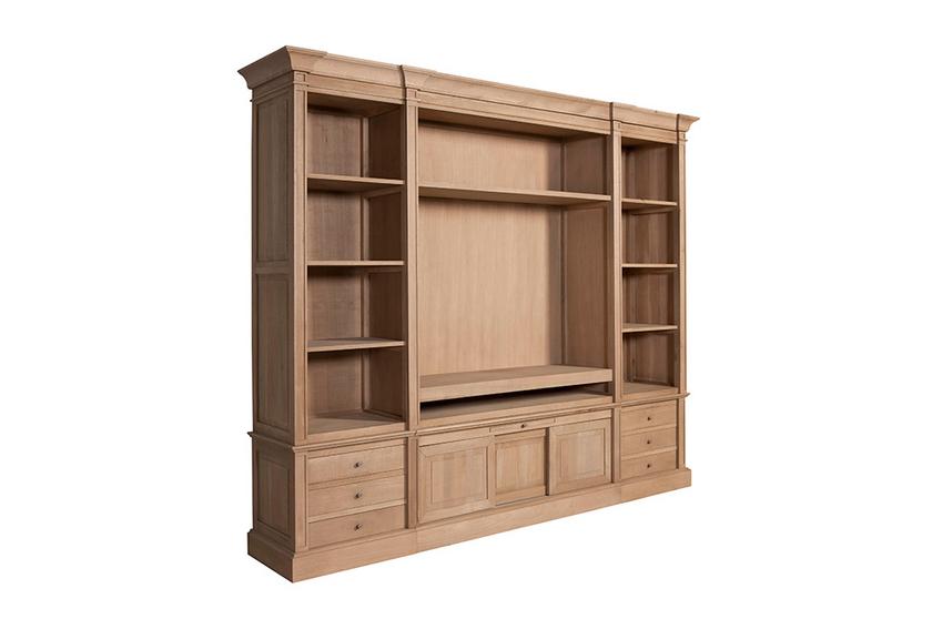 meuble tv cupboard dresden flamant villa demeure paris. Black Bedroom Furniture Sets. Home Design Ideas