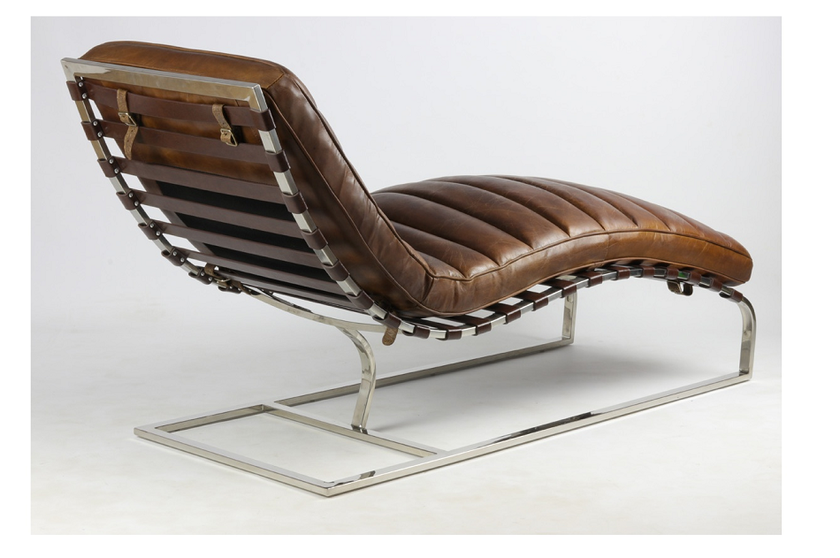 chaise longue cuir2