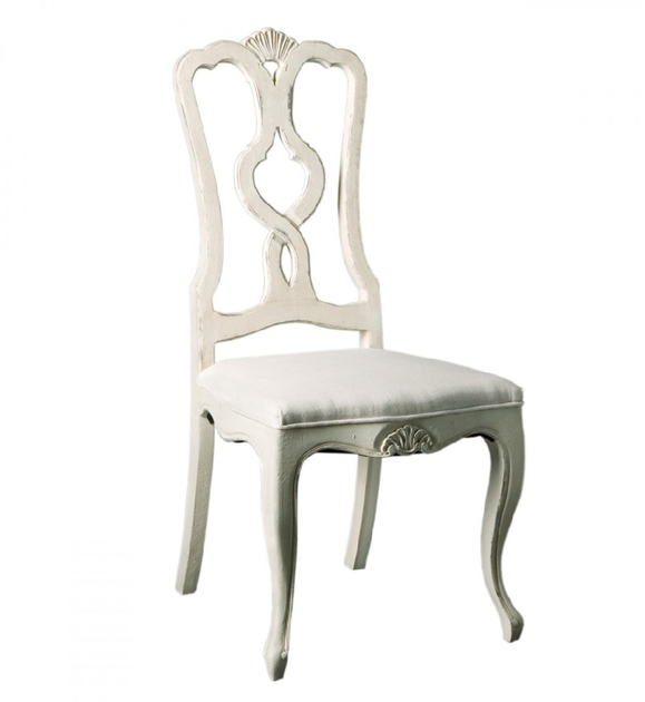 chaise_provençale_blanc_villa_demeure_becara