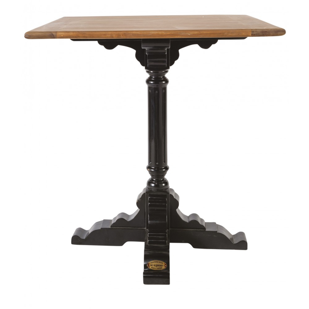 Table bistrot pied noir villa demeure for Table cuisine bistrot