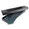 cravate-grise-anthracite-satin-CV-00267-F16