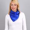 at-04069-vf16-foulard-femme-hotesse-bleu