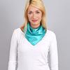 at-04067-vf16-foulard-femme-hotesse-vert
