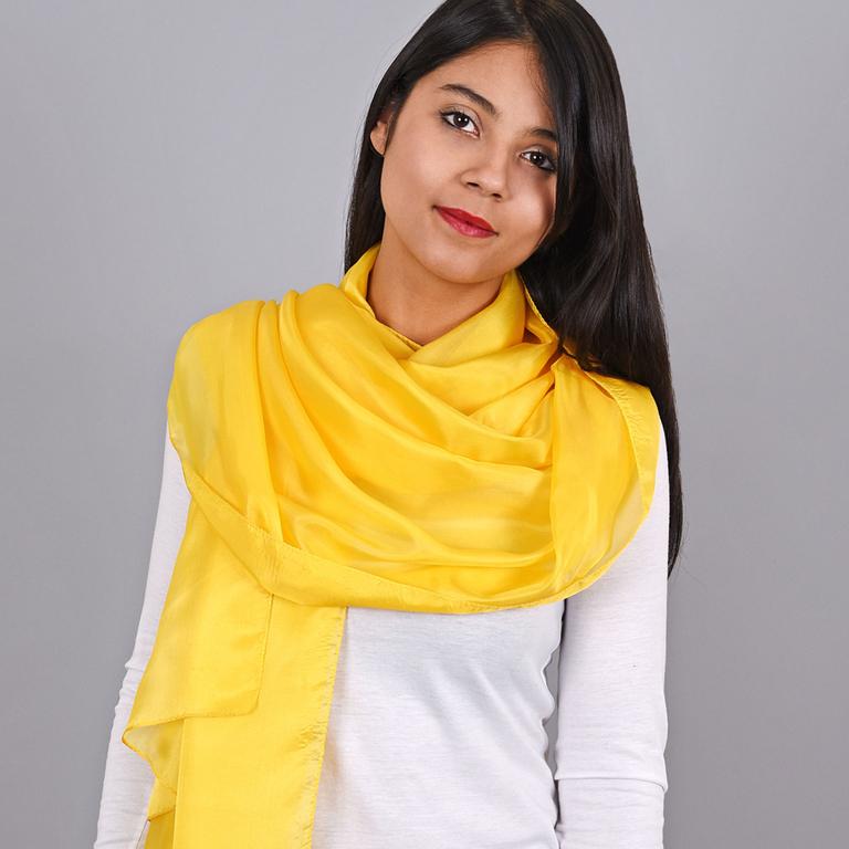 at-03973-vf16-etole-soie-femme-jaune
