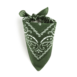 Bandana Vert Olive