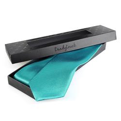 Cravate Homme Bleue Turquoise