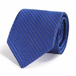 Cravate Bleue Marine Faux-uni
