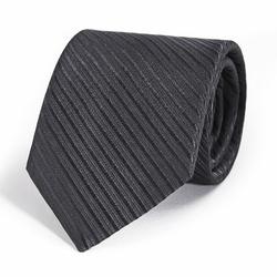Cravate Noire Faux-uni