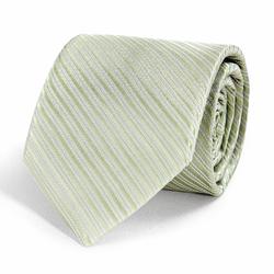 Cravate Tilleul Faux-uni