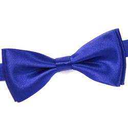 Noeud Papillon Bleu Gitane