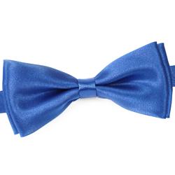 Noeud Papillon Bleu Roi