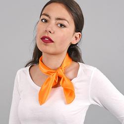 Carré Soie Orange Piccolo