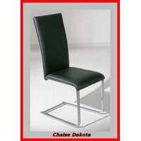 Chaise design contemporaine Dakota