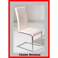 Chaise design contemporaine Montana