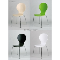 Formici - lot de 4 Chaises design