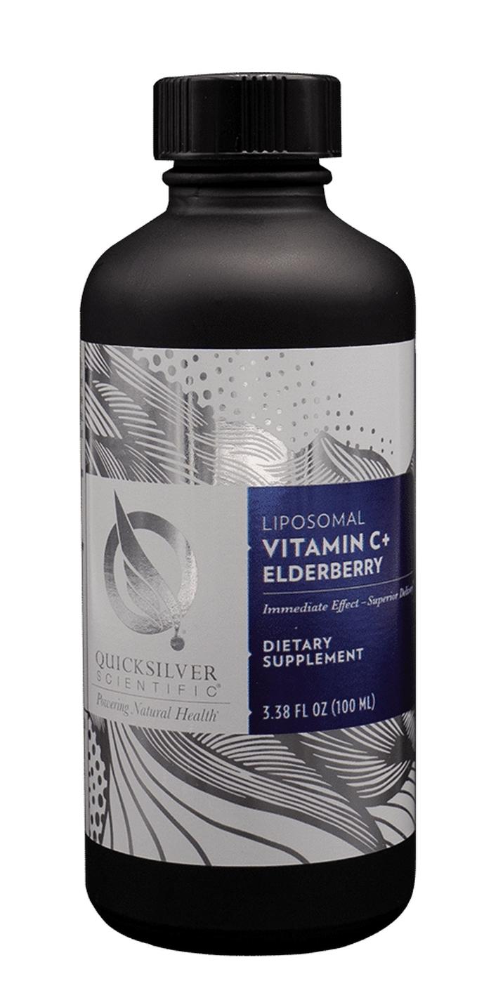 Vitamine C et Sureau Noir