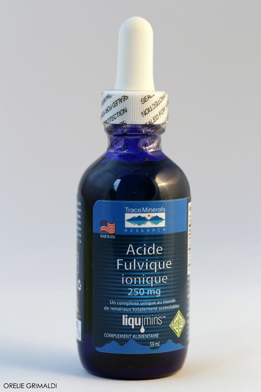 Acide Fulvique 250mg