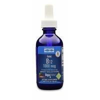 Vitamine B12 ionique + 72 minéraux du Grand Lac Salé