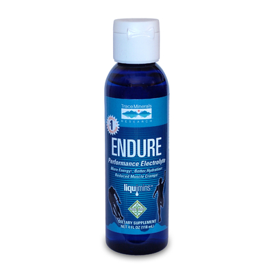 Endure 118 ml. Performances accrues.