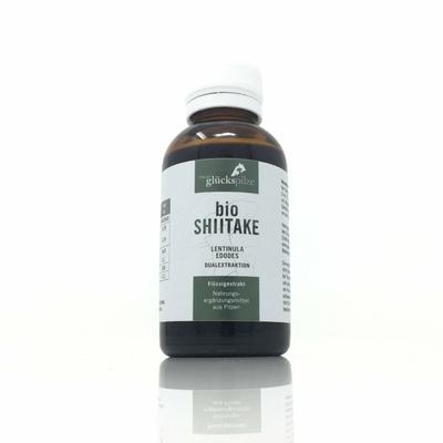 Shiitake, le Champignon parfumé, biologique, extrait