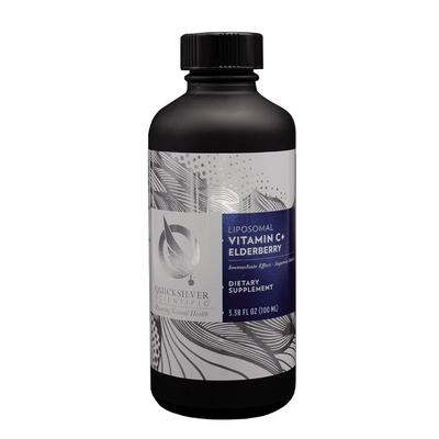 Vitamine C liposomée nanométrique et extrait de Sureau Noir