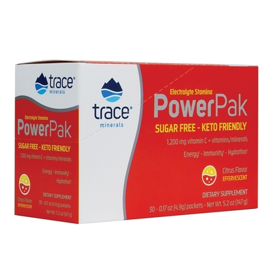 Power Pak  1200 mg Vitamine C sans sucre