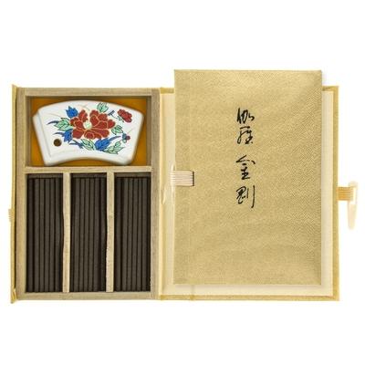 Parfum à brûler japonais Kyara du diamant