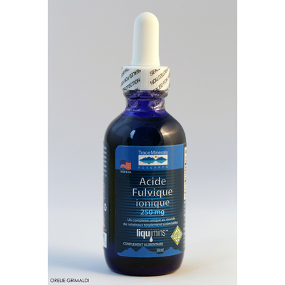 Acide Fulvique 250mg