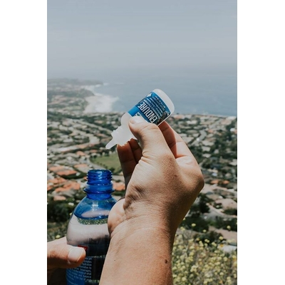 Endure et bouteille