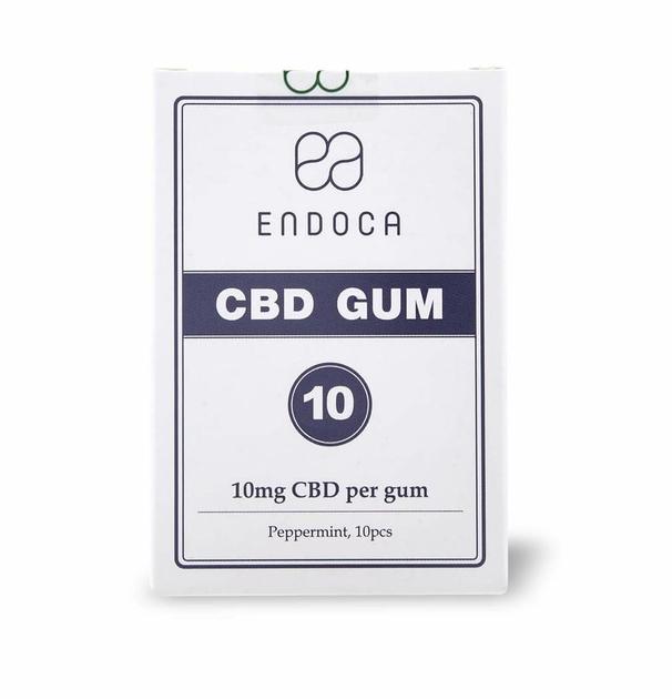 Endoca gum 10mg