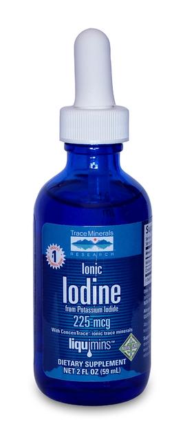 Iode ionique