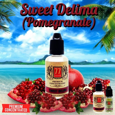 Concentré Sweet Delima 10mL [77 Flavor]