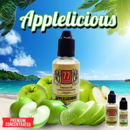 Concentré Applelicious 10mL [77 Flavor]