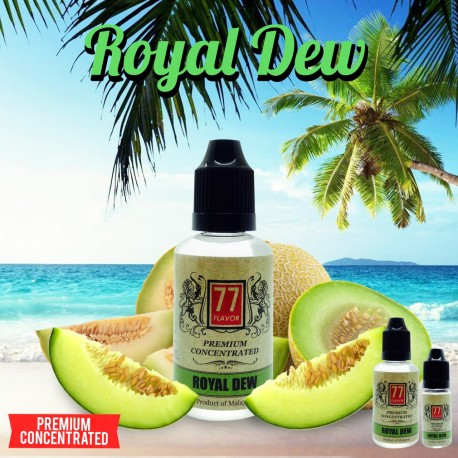 Concentré Royal Dew 10mL [77 Flavor]
