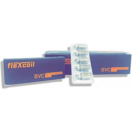 Mèches BVC classique compatible Aspire  [Flexcoil] 1.8 ohm