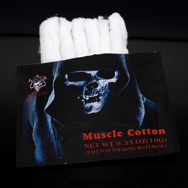 Muscle Cotton - Demon Killer