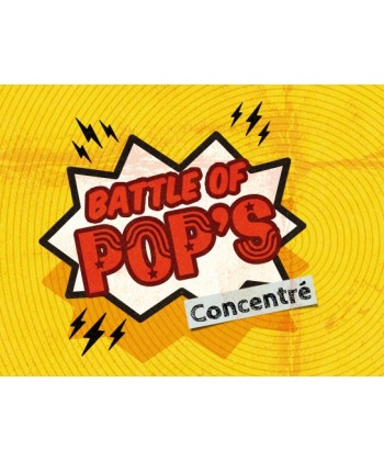 Concentré Vape or Diy BATTLE Of POP\'S