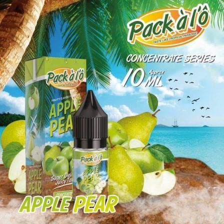 Apple Pear Concentré 10ML - Pack à l\'Ô