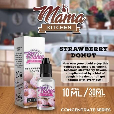 Strawberry Donut Concentré 10ML - Mama Kitchen