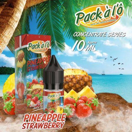 Concentré Pineapple Strawberry Pack à l\'Ô
