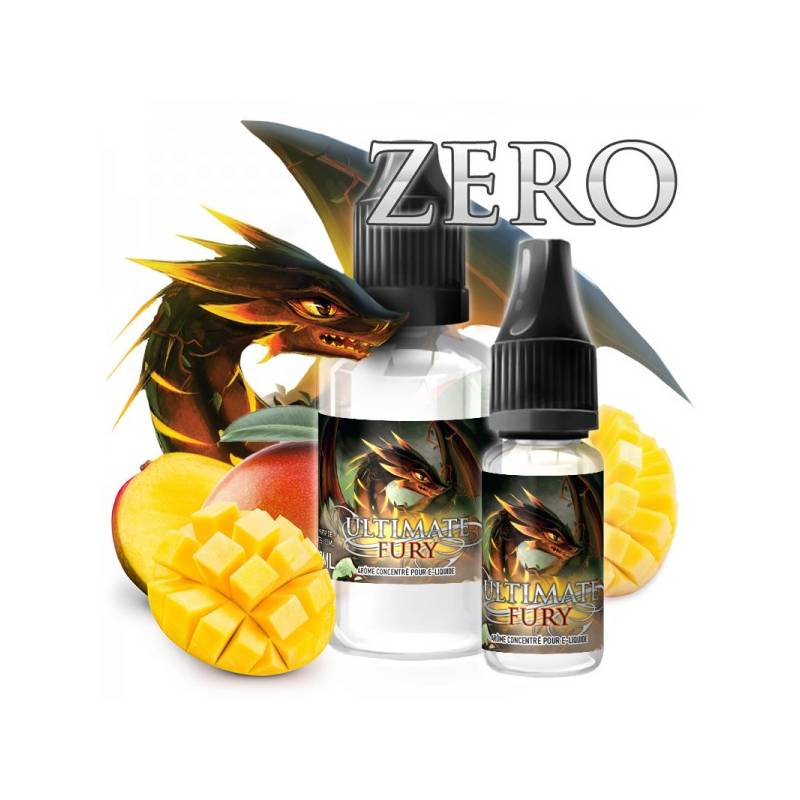 Concentré Ultimate Fury Zero 30 ml