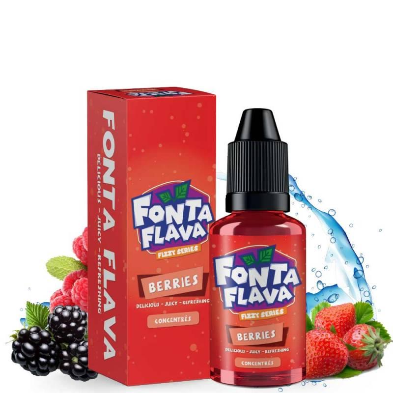 Concentré Berries 30 ml [Fonta Flava]
