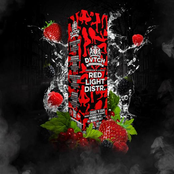 50ML - Red Light District - MIX SERIES